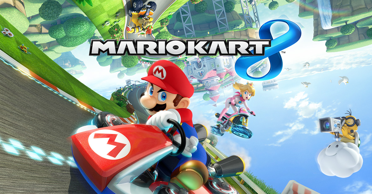 YA Game Days: Super Mario Kart Tournament