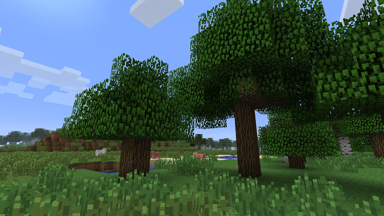 Virtual Minecraft Mania!