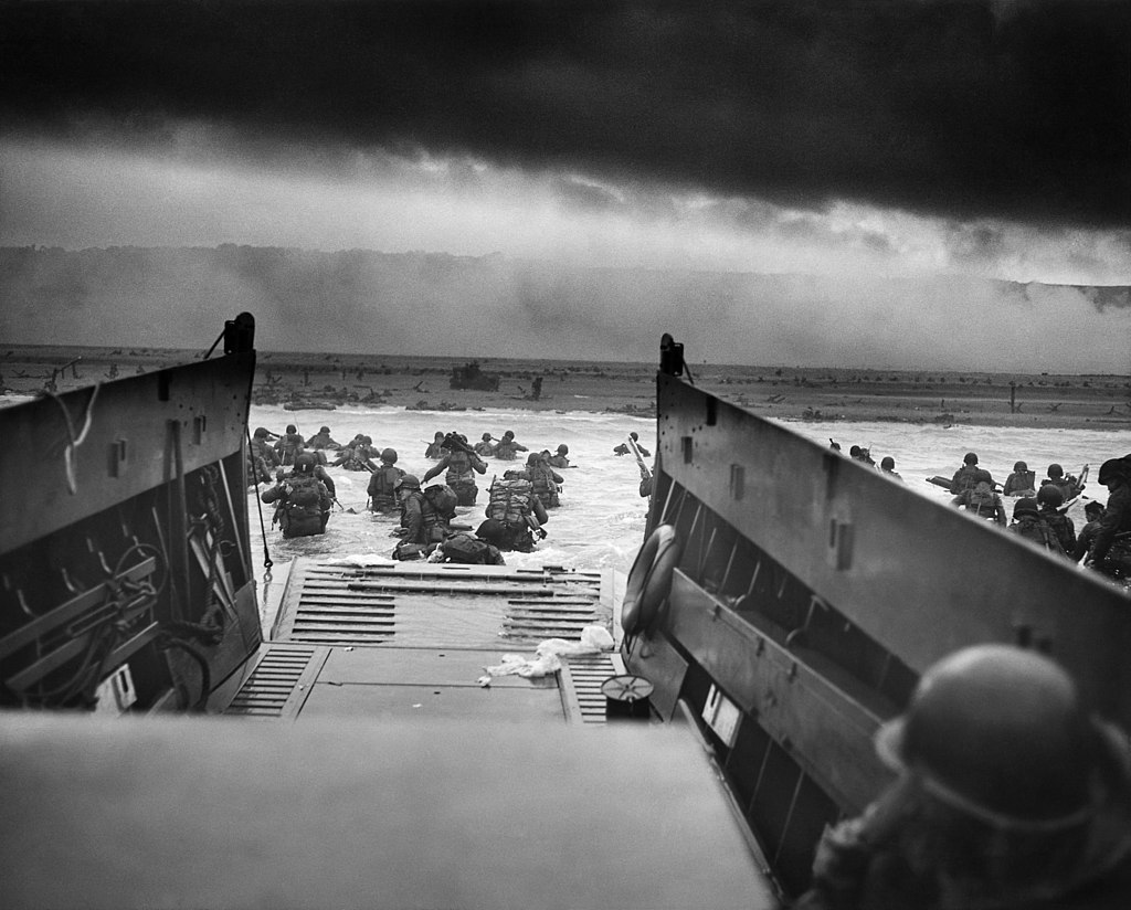 World War II and the Normandy Invasion