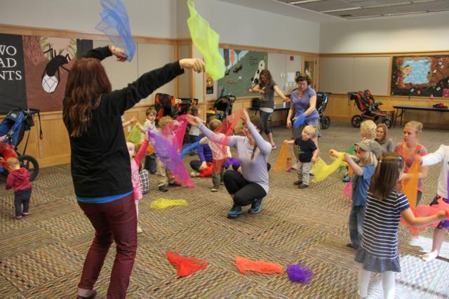 Preschool Rhythm & Rhyme