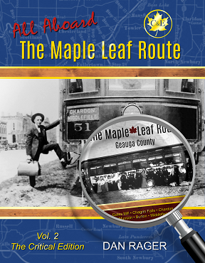 All aboard the Maple Leaf Route