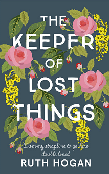 Chardon book discussion: A Keeper of Lost Things