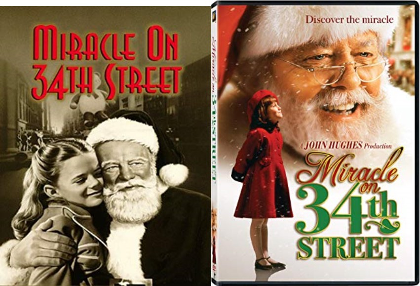 Film Discussion Club: Miracle on 34th Street 1947 vs. 1994