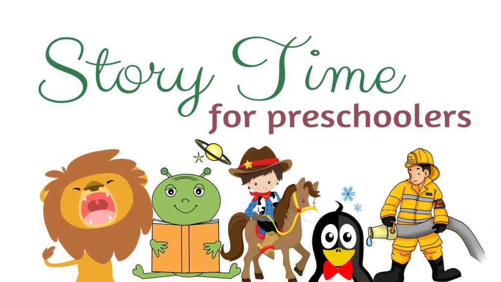 CANCELLED: Preschool story time