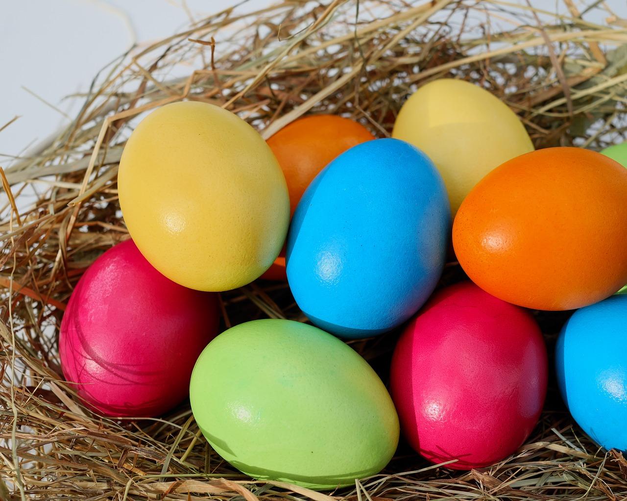 CANCELED: Easter egg decoration and hunt