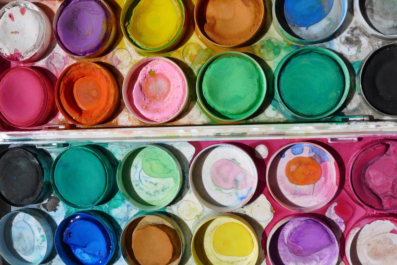CANCELED: Little artists