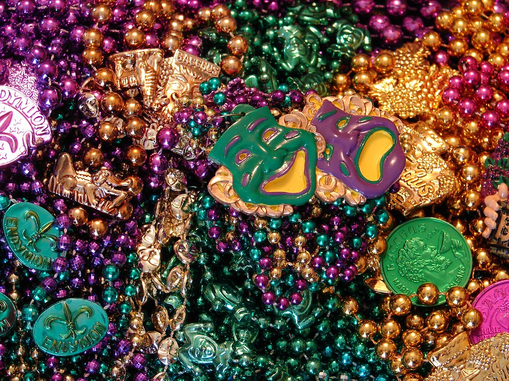 Try It Tuesday-Mardi Gras