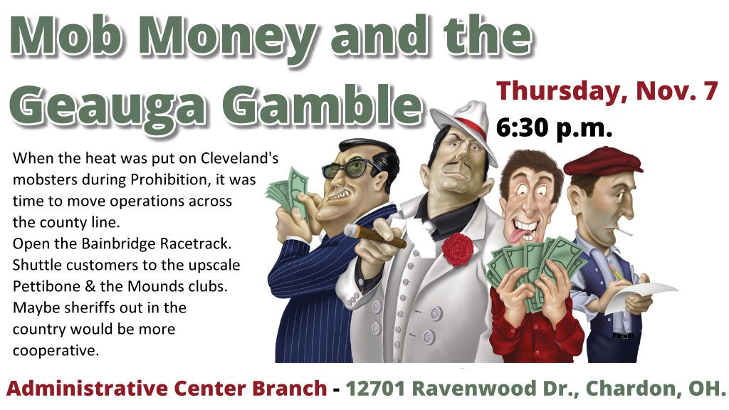 Mob money and the Geauga Gamble