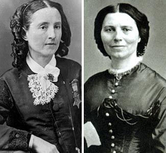 Cancelled- Women's History Month: Important Women of the Civil War Era: Clara Barton and Dr. Mary E. Walker—A Women's History Month Program