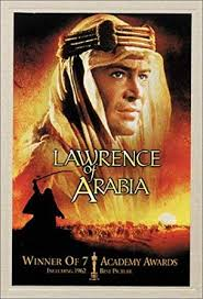Virtual: Lawrence of Arabia film discussion club