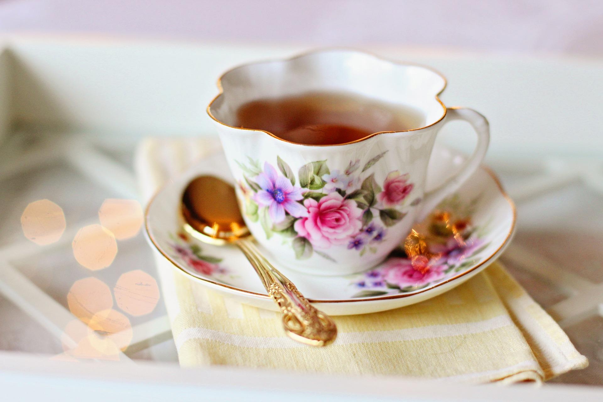 Virtual: Tea Tasting