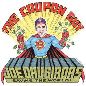 Virtual - Couponing and savvy shopping with Joe the Coupon Guy