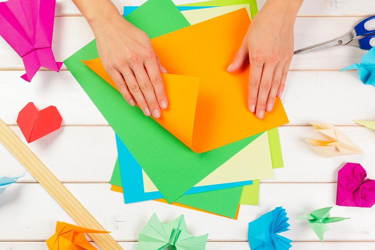 Virtual: Christmas Origami – Learn the Art of Japanese Paperfolding!