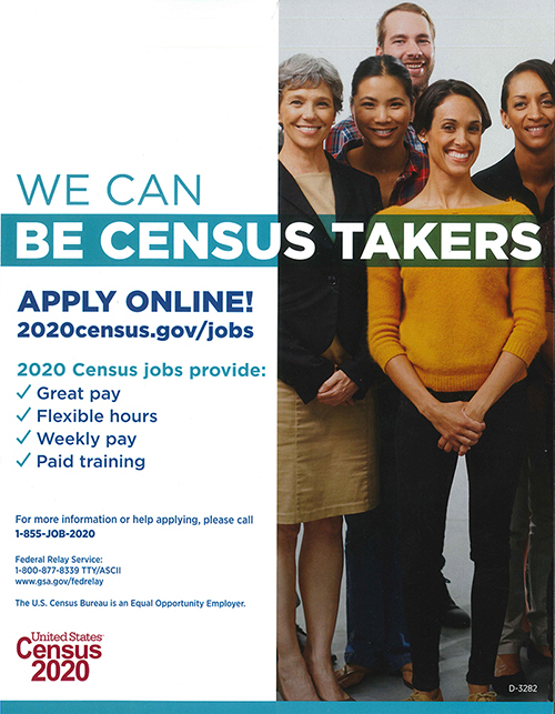 2020 Census Job Fair