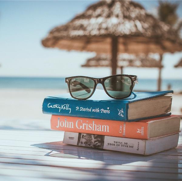 Hooked on Books Book Club via Zoom