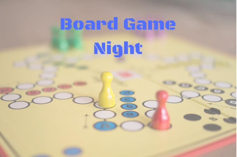 Public Board Game Night