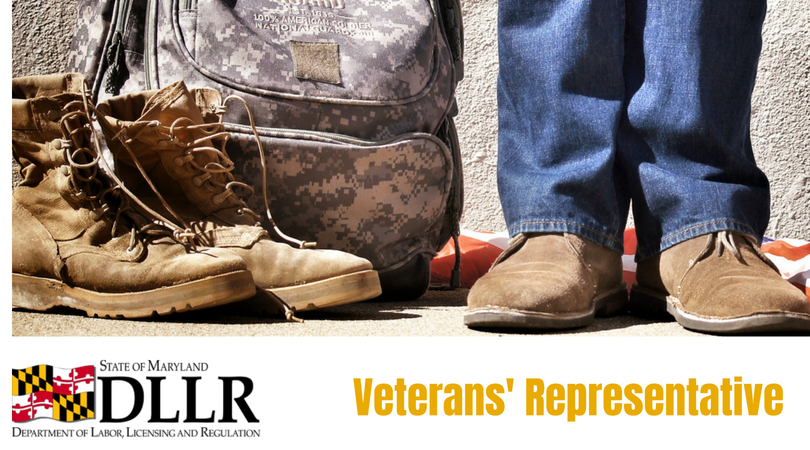 Ask a Veteran's Representative