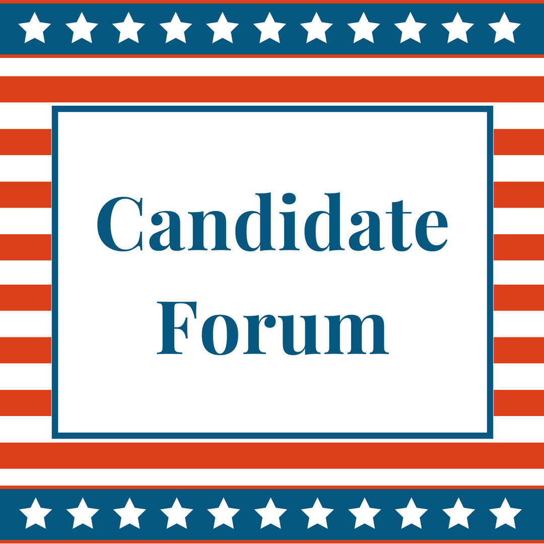 Candidate Forum: Caroline County Sheriff and Circuit Court Judge