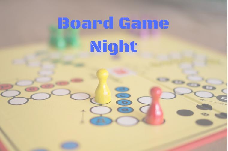 Public Board Game Night