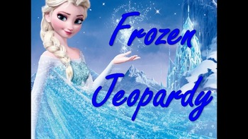 Frozen Jeopardy: Trivia Game