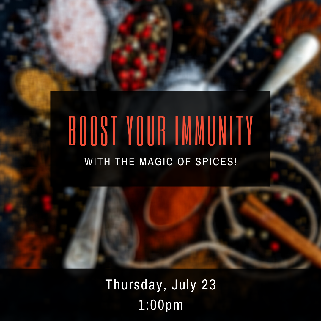 Boost Your Immunity with the Magic of Spices