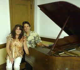 """""""One Fine Tapestry""""  A Carole King Tribute by Gerard and Diane Barros"""
