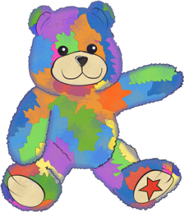 Tie-dye Teddy Bear Workshop, Grades PreK-6