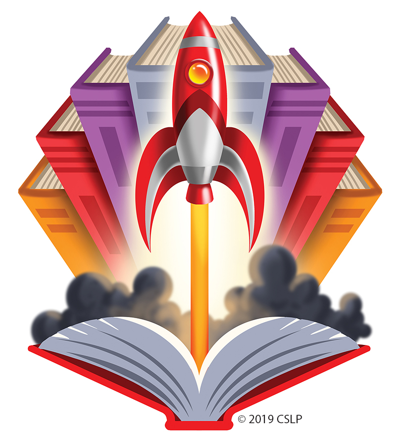 Summer Reading Blast-off! Grades PreK-6