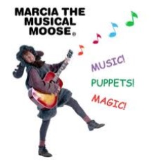 Marcia the Musical Moose: Frogs In Outer Space, Ages 1-7