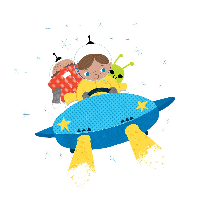 ScienceTellers: Aliens - Escape from Earth, Grades K-6