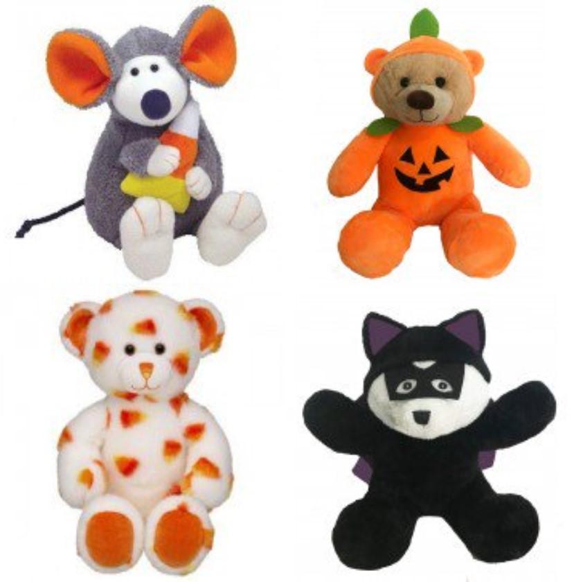 Halloween Stuffed Friends & Storytime, Grades PreK-2nd