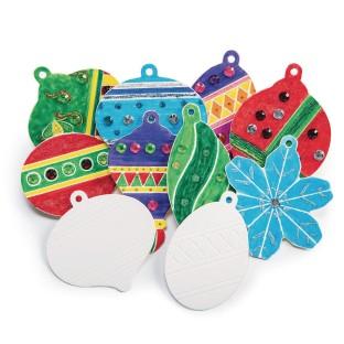 DIY Holiday Ornaments, Grades K-6