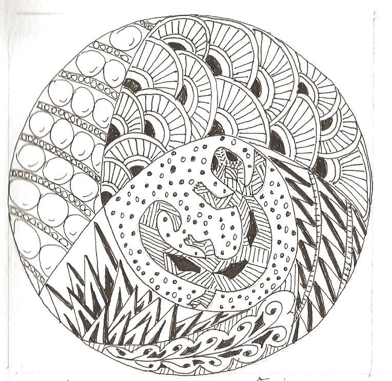 Garden Arts for Adults: Zentangle