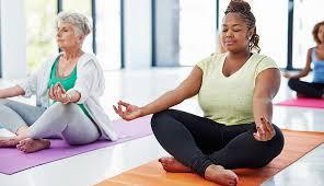 POSTPONED UNTIL FURTHER NOTICE--Yoga