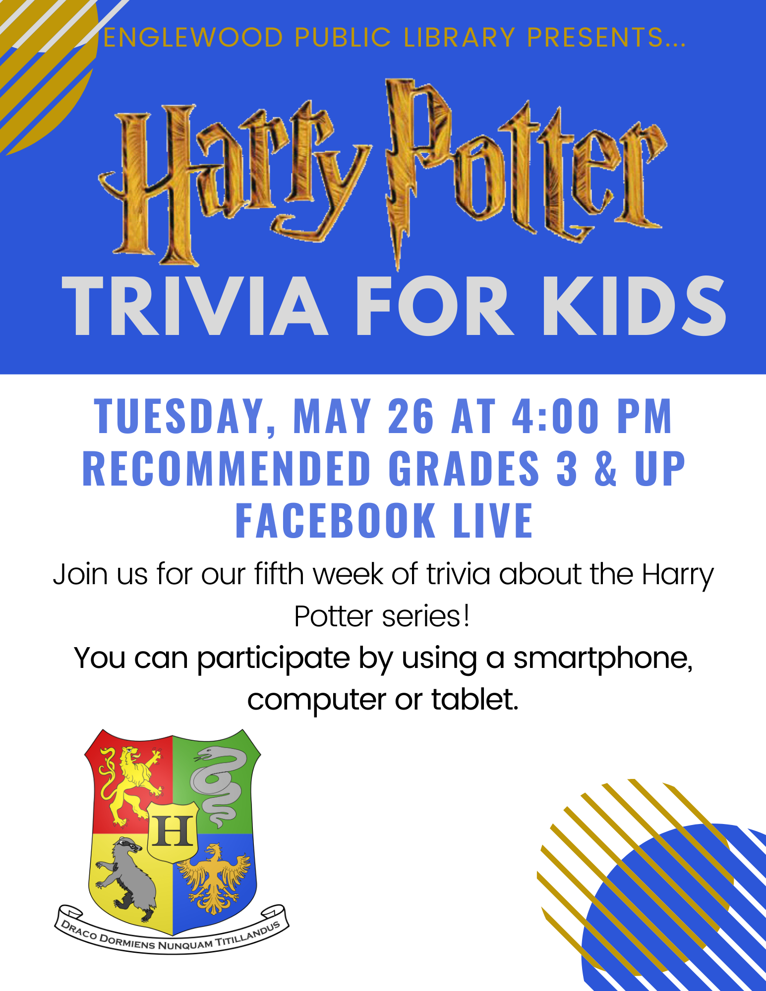 Harry Potter Trivia for Kids