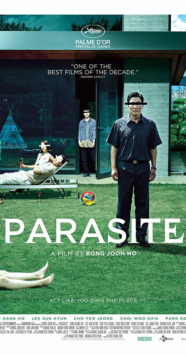 Foreign Film: Parasite