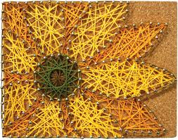 (R) Hackensack Creates...String Art