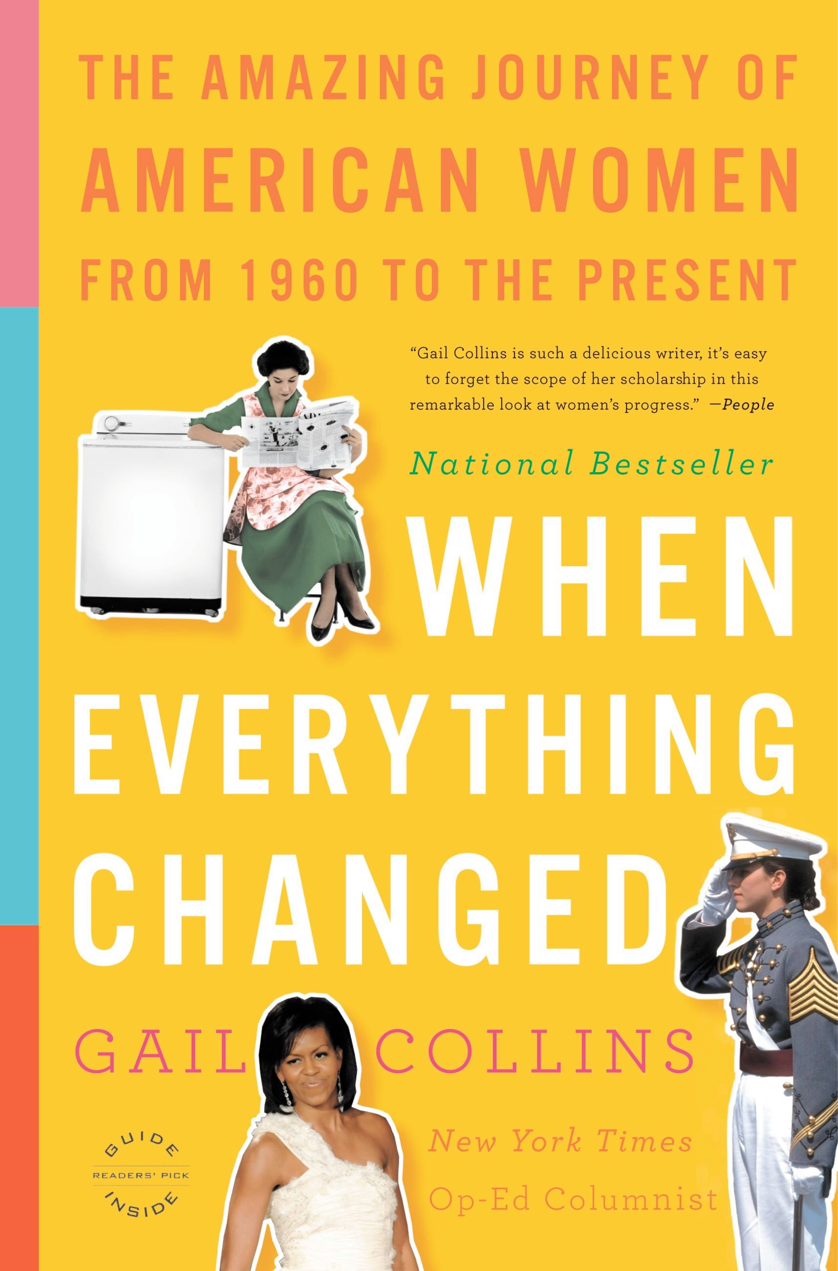 Just the Facts: the Nonfiction Only Book Club - When Everything Changed by Gail Collins