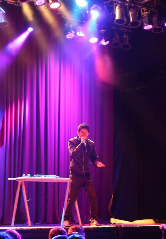 (R) Virtual Open Mic Night Featuring Beatboxer SungBeats