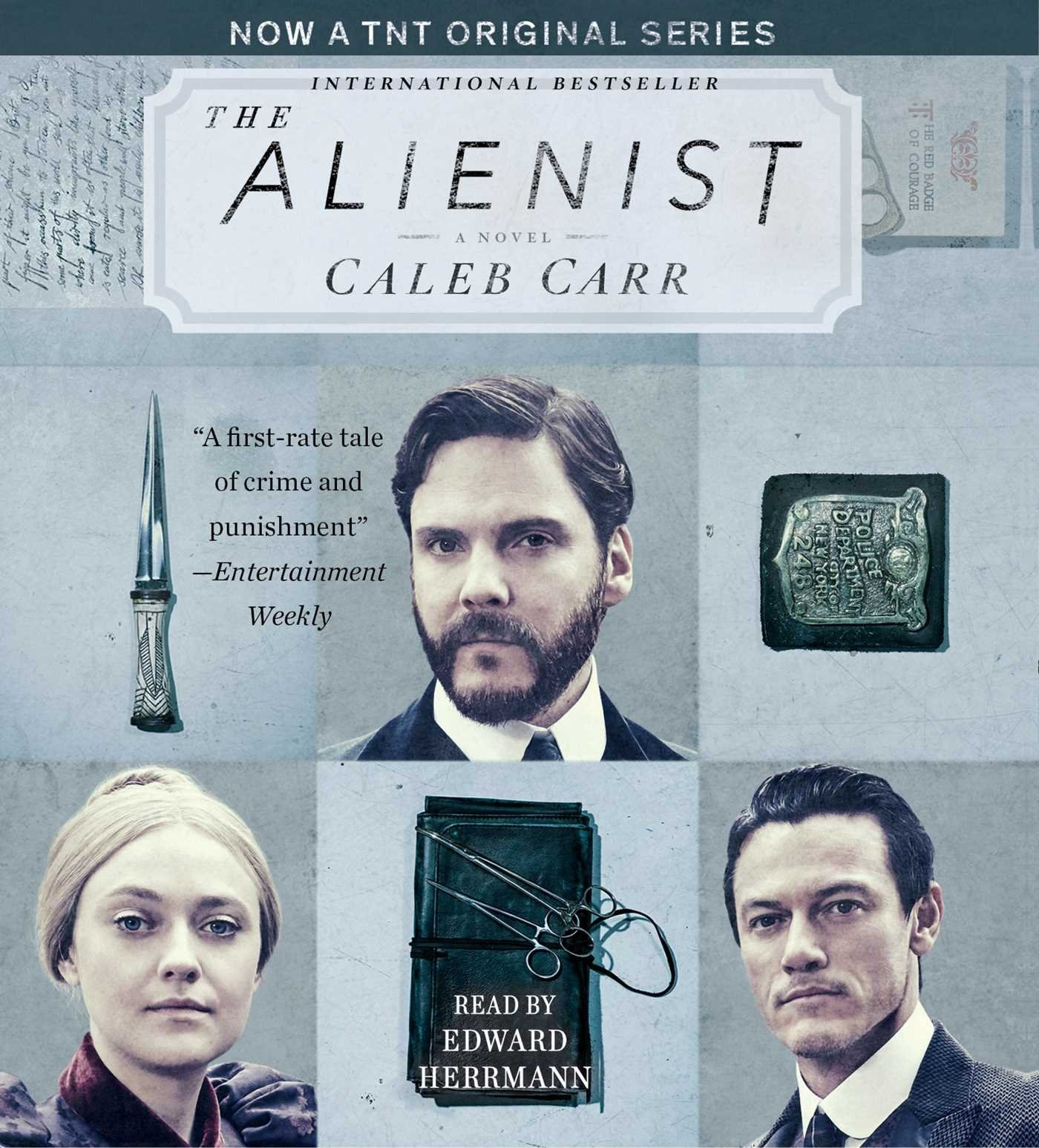 Mystery Book Club - The Alienist by Caleb Carr