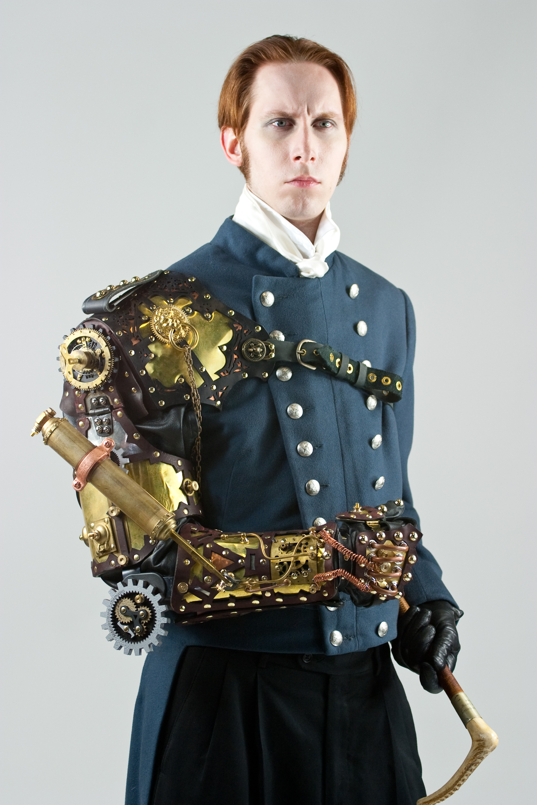 SteamPunk: Discussion and Steampunk Metal Craft