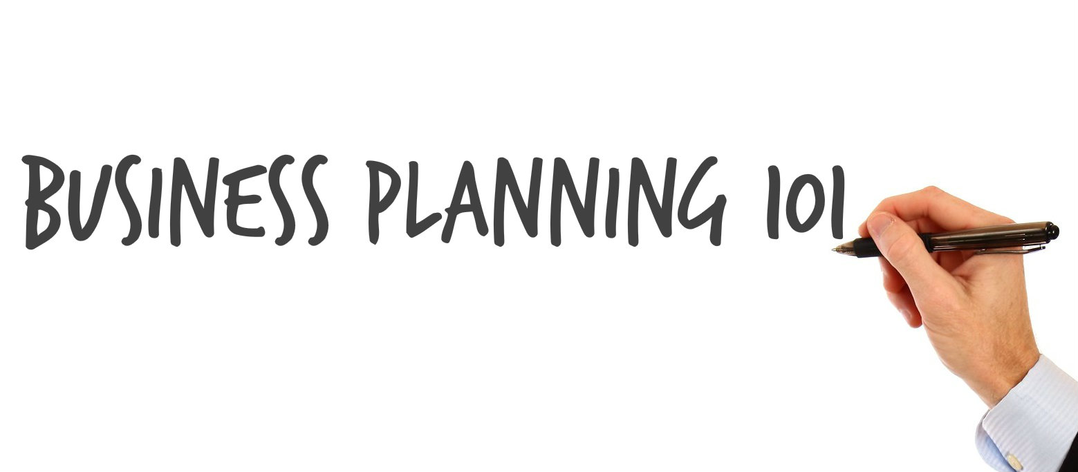 Live Event! Basics To Building A Business: Business Planning 101