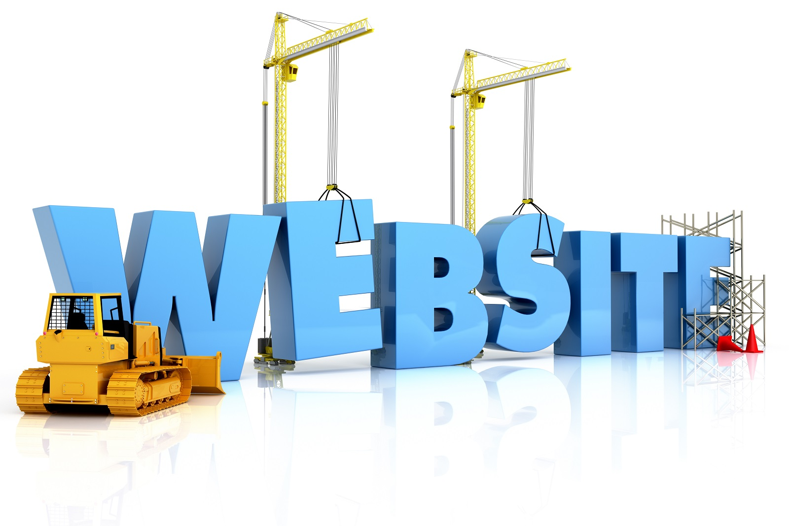 Live Event! Basics To Building a Business:How To Create A Website