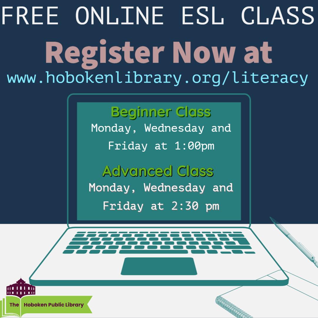 ESL Beginner Class