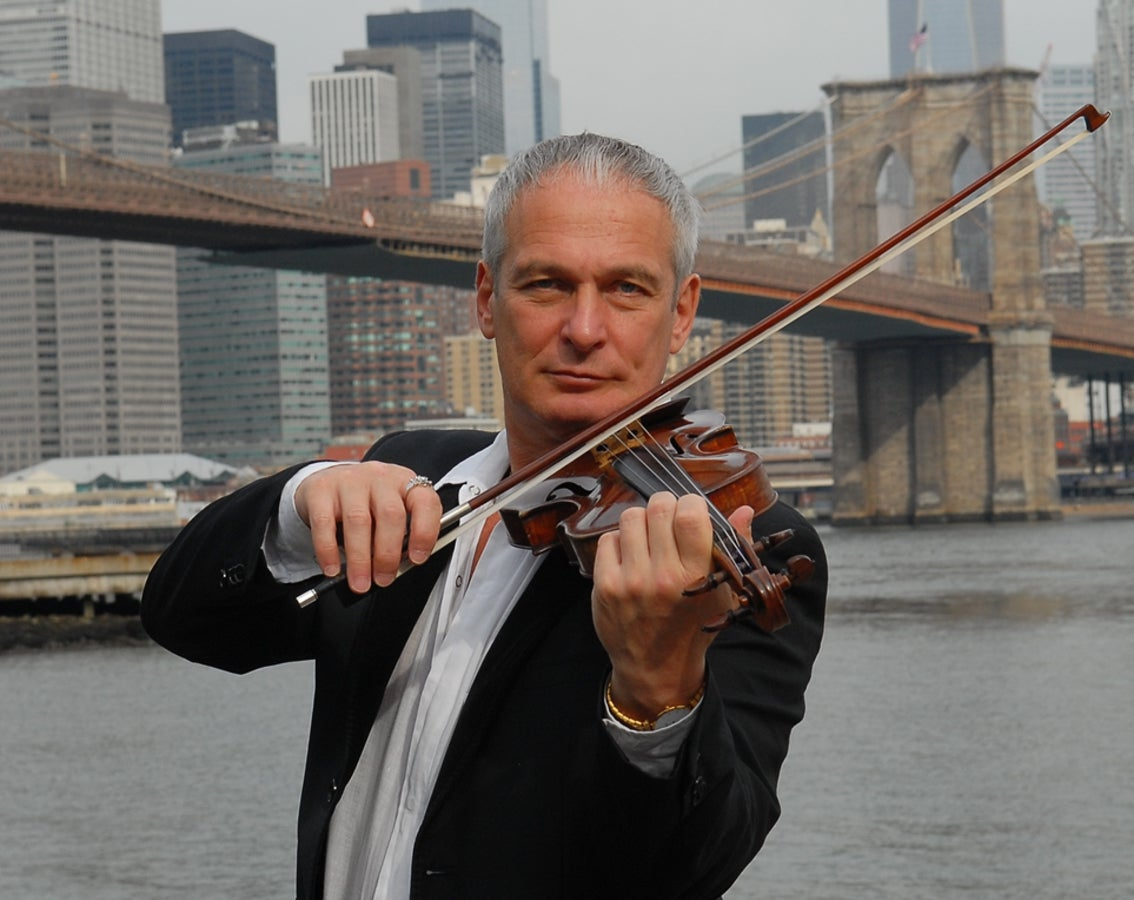Adult Summer Reading -Live Kick-off Concert: Violin Virtuoso Dr. David Podles Playing Magical Movie Music