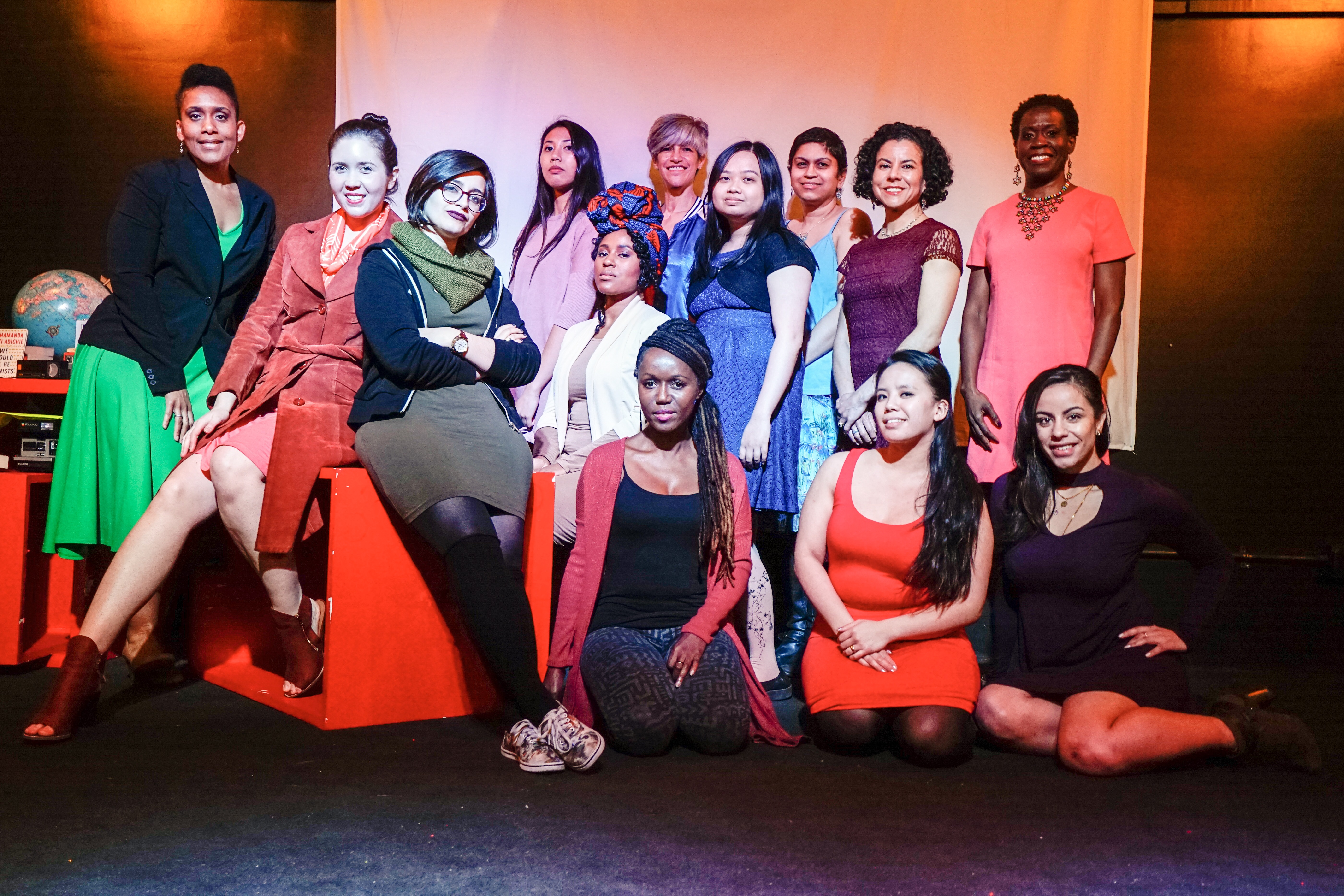Live Event: In Full Color: An Award-Winning Organization that Empowers Women of Color through Education and the Arts