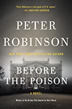 Mystery Book Club - Before the Poison by Peter Robinson