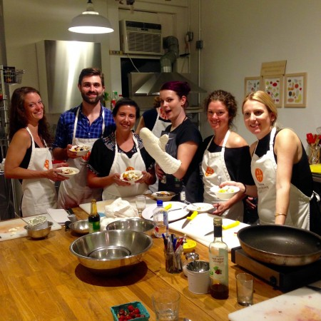 Zoom Cooking School: Learn to Throw a Gnocchi Party!