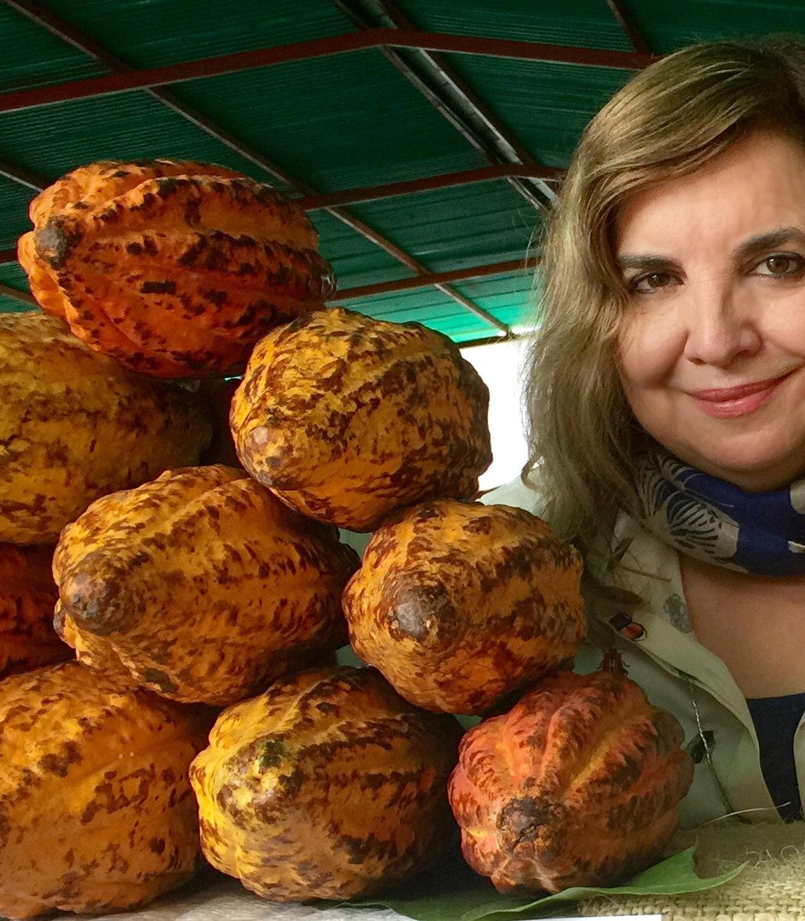 Maricel Presilla, Special Guest James Beard Award Winner & Chocolate Connoisseur