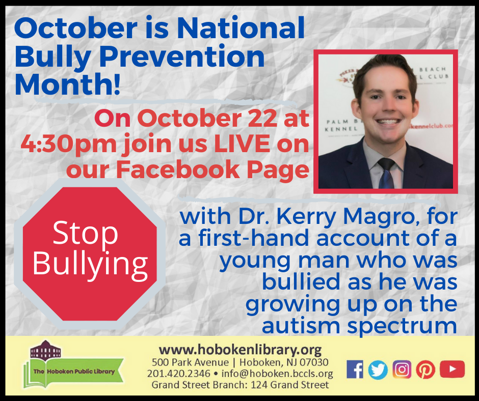 Anti Bullying Parent Talk with Kerry Magro - Live on Facebook!